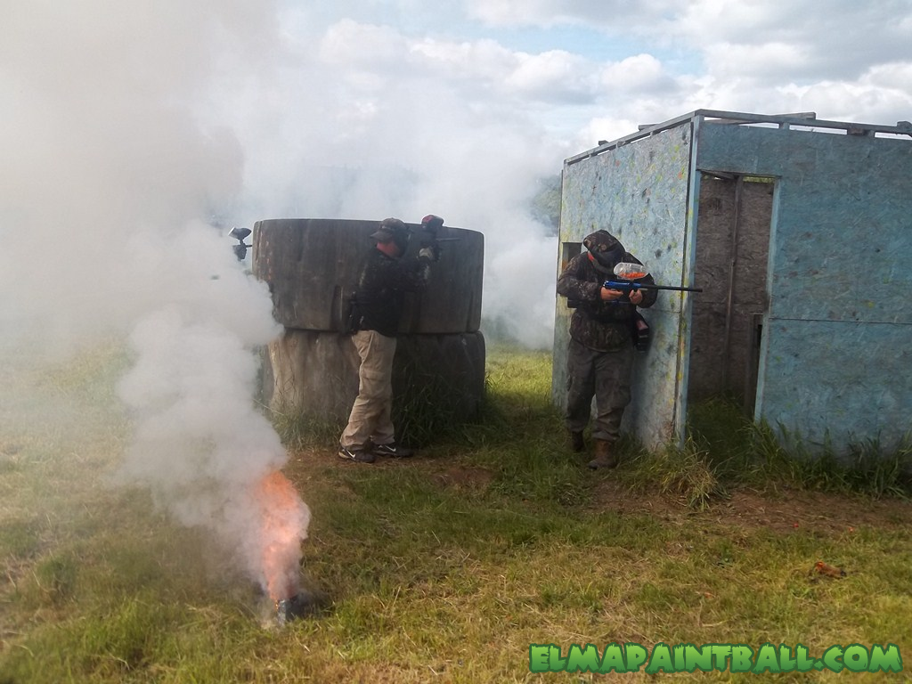 Elma Paintball Picture Albums!